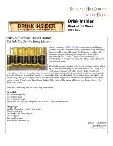 drink insider drink of the week sukkah hill etrog-1